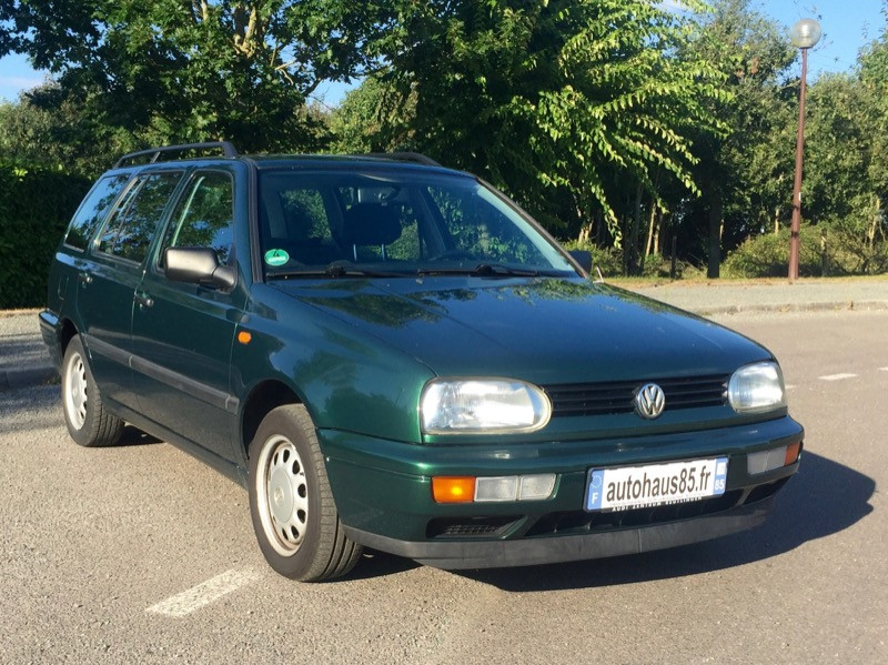 VW Golf VARIANT 1.8 BREAK – 1999