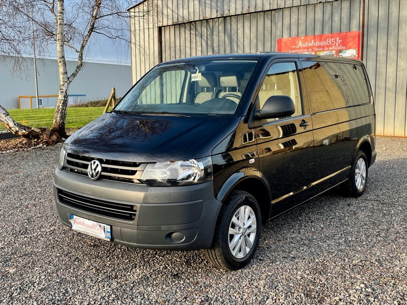 VW T5.1 Transporter 2.0 TDI 9places +clim