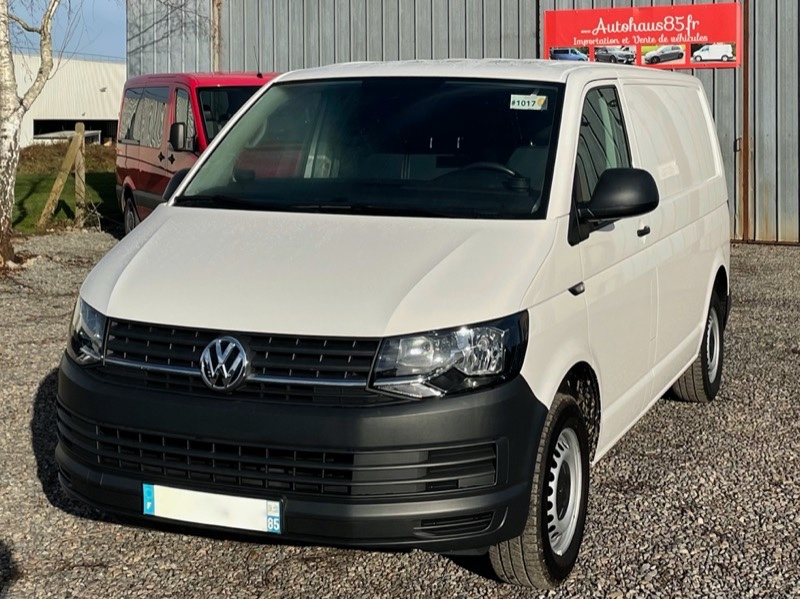 VW Transporter T6 2.0TDI CTTE 3places +clim  15 400€ ht